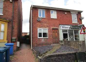 Thumbnail 2 bed semi-detached house for sale in Wolverhampton Road, Stafford