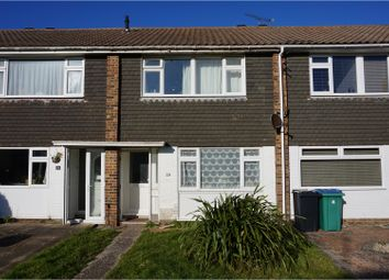 Thumbnail 3 bed terraced house for sale in Seaton Park, Littlehampton
