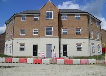 Thumbnail 2 bed flat to rent in Chepstow Drive, Bourne, Lincolnshire