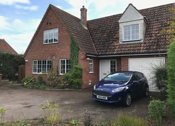 Church Road, Little Glemham, Woodbridge IP13. 3 bed detached house