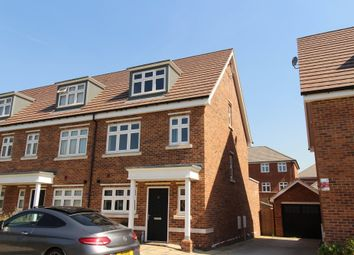 Thumbnail 3 bed semi-detached house to rent in Freshers Grove, Earley, Reading