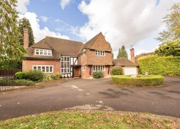 Thumbnail 5 bed detached house to rent in Wayside Gardens, Gerrards Cross