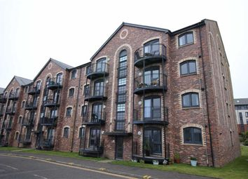 Thumbnail 2 bed flat for sale in James Watt Way, Greenock, Renfrewshire