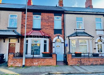 Thumbnail 2 bed terraced house for sale in Halstead Street, Newport