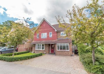 Thumbnail 4 bed detached house for sale in Broad Hinton, Twyford, Reading
