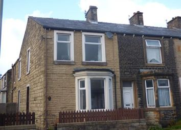 Thumbnail 4 bed end terrace house for sale in Cemetery Road, Padiham, Burnley, Lancashire