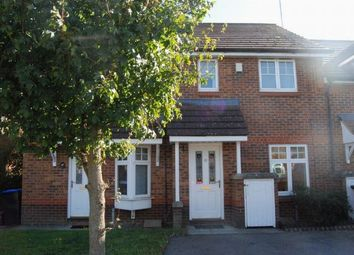 Thumbnail 2 bed terraced house to rent in Harrow Lane, Lang Farm, Daventry