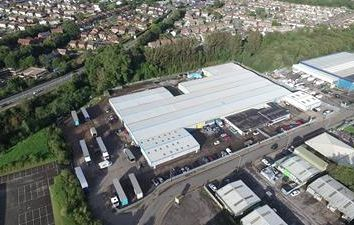 Thumbnail Light industrial for sale in Withey Court, Western Industrial Estate, Caerphilly