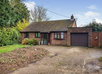 3 bed detached bungalow for sale in Norwich Road, Long Stratton, Norwich NR15