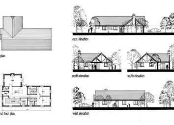 Thumbnail 2 bed detached bungalow for sale in Barton Road, Welford On Avon, Stratford-Upon-Avon