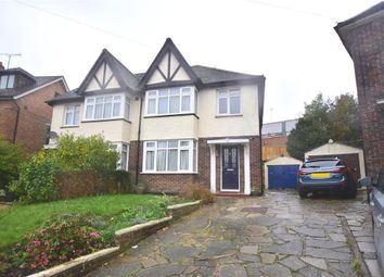 Thumbnail 3 bed semi-detached house for sale in Dallaway Gardens, East Grinstead, West Sussex