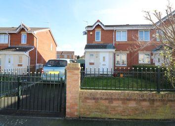 Thumbnail 3 bed semi-detached house to rent in Lansdowne Road, Prenton