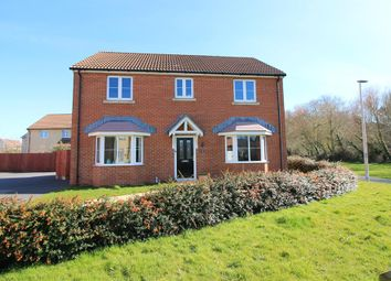 Thumbnail 4 bed detached house for sale in Westley Mews, West Wick, Weston-Super-Mare