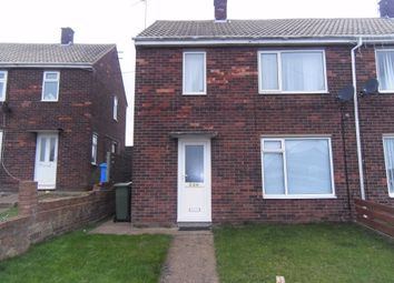 Thumbnail 2 bed detached house to rent in Kirkfield Road, Withernsea, East Riding Of Yorkshire