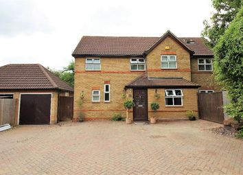 Thumbnail 5 bed detached house for sale in Moss Bank, Meesons Lane, Grays