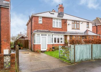 Thumbnail 3 bed semi-detached house for sale in Swanwick, Southampton, Hampshire