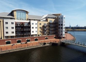 Thumbnail 2 bed flat to rent in Capella House, Celestia, Cardiff Bay