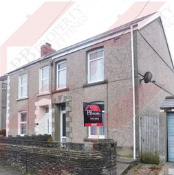 Thumbnail 3 bed end terrace house to rent in Swansea Road, Pontlliw, Swansea