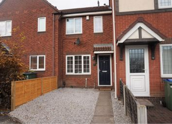 Thumbnail 2 bedroom town house for sale in Burdock Close, Walsall