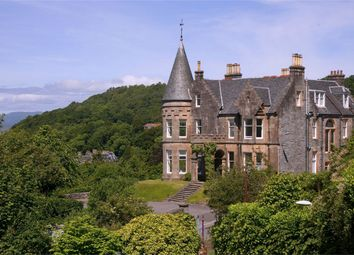 Thumbnail 9 bed detached house for sale in Greystones, Dalriach Road, Oban, Argyll And Bute