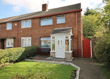 Thumbnail 2 bed town house for sale in Andrew Close, Widnes