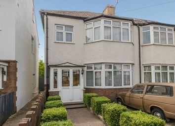 Thumbnail 3 bed semi-detached house for sale in Egerton Road, New Malden