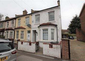 Thumbnail 2 bed end terrace house for sale in Brookscroft Road, Walthamstow, London