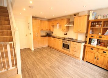Thumbnail 3 bedroom town house for sale in Barrington Close, Framwellgate Moor, Durham