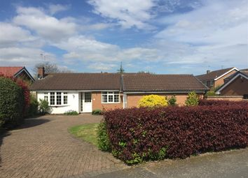 Thumbnail 3 bed detached bungalow for sale in Montague Drive, Loughborough