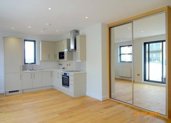 Thumbnail 1 bed flat to rent in 13 St Johns Road, Harrow