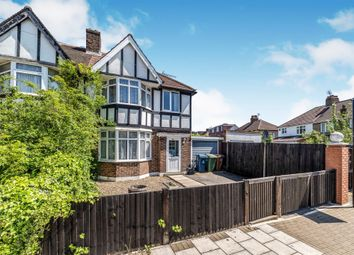 Thumbnail 3 bedroom semi-detached house for sale in Warham Road, Harrow
