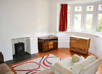 Thumbnail 3 bedroom flat to rent in Greystoke Gardens, Sandyford, Newcastle Upon Tyne