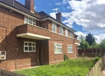 Thumbnail 1 bed maisonette to rent in Reginald Road, Saltley, Birmingham