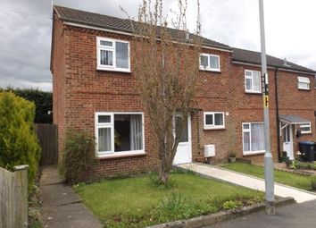 Thumbnail 3 bedroom end terrace house for sale in Cromwell Road, Great Glen, Leicester, Leicestershire