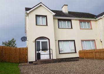 Thumbnail 3 bed semi-detached house for sale in 33 Doran Close, Bundoran, Donegal