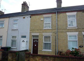 Thumbnail 2 bed terraced house to rent in Monument Street, Peterborough