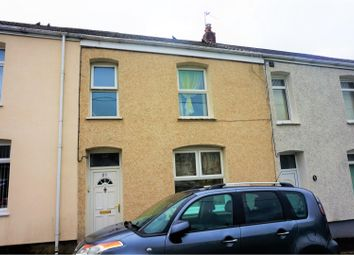 Thumbnail 3 bed terraced house for sale in St. Davids Road, Tairgwaith, Ammanford