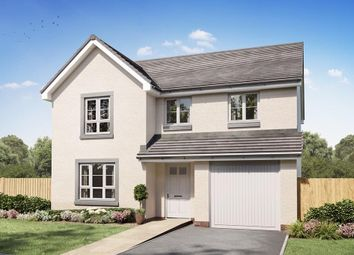 """Thumbnail 4 bedroom detached house for sale in """"Cullen"""" at Lossiemouth Road, Elgin"""