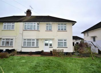 Thumbnail 2 bed maisonette for sale in Caernarvon Drive, Clayhall, Ilford