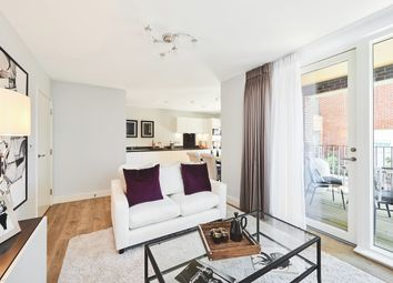 Thumbnail 1 bed flat for sale in Gayton Road, London