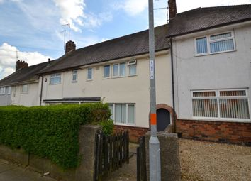 Thumbnail 3 bed terraced house to rent in Barnwell Road, Kingsthorpe, Northampton