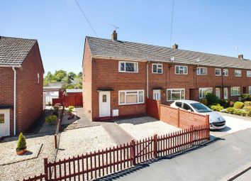 Thumbnail 2 bed end terrace house for sale in Courtney Road, Tiverton