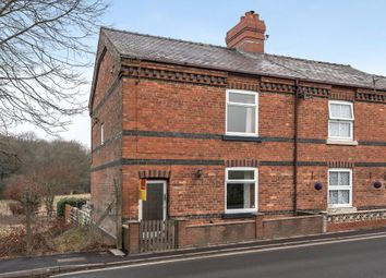 Thumbnail 2 bed terraced house to rent in Crossgates, Llandrindod Wells