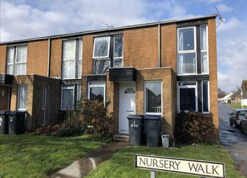 Thumbnail 4 bed end terrace house to rent in Nursery Walk, Canterbury
