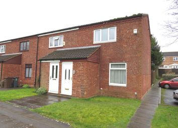 Thumbnail 2 bed end terrace house for sale in Brownsover Close, Castle Bromwich, Birmingham