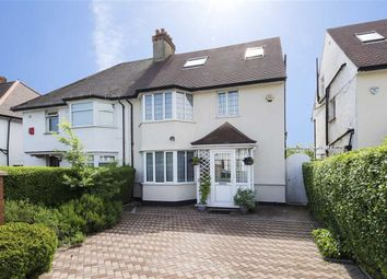 Thumbnail 5 bed semi-detached house for sale in The Vale, Golders Green