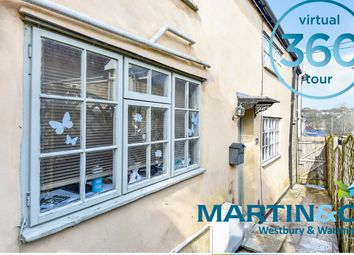 Thumbnail 2 bed cottage for sale in Chapel Street, Warminster