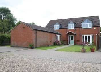 Thumbnail 4 bed detached house to rent in Water Lane, Hough-On-The-Hill, Grantham