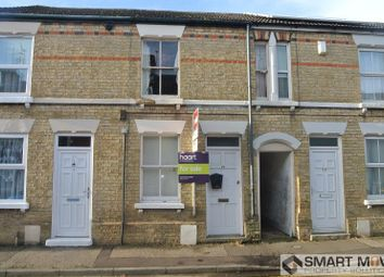 Thumbnail 2 bed terraced house for sale in Whitsed Street, Peterborough, Cambridgeshire.