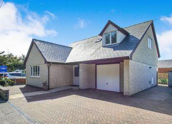 Thumbnail 3 bedroom detached house for sale in Morfa Bychan, Porthmadog, Gwynedd